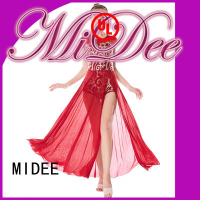 MIDEE OEM lyrical contemporary costumes dance clothes show