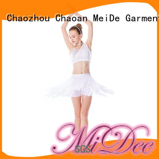 MIDEE customization custom lyrical dance costumes dance clothes competition