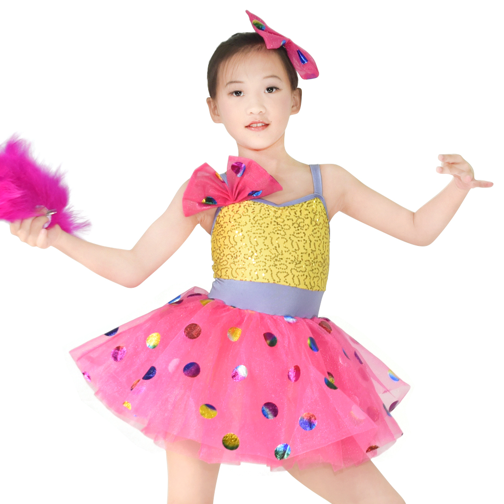 MIDEE stable performance children's dance costumes oem show-1
