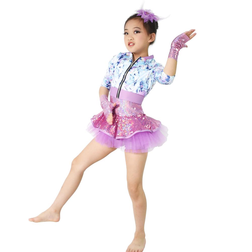 reasonable structure solo dance costumes bubbles oem performance-2