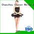 Black Swan Ballet Tutus Dance Costume Performance Wear Leotard Tutu Dress