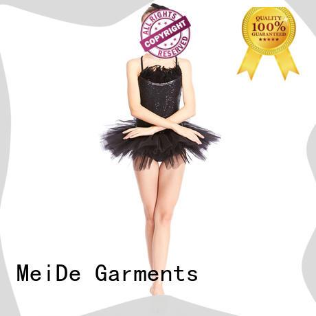 MIDEE anti-wear ballet dancewear bulk production competition