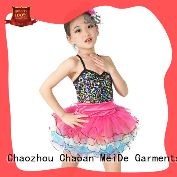 MIDEE stable performance modern dance costumes customization competition