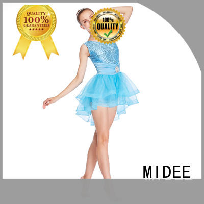 MIDEE adjustable girls ballet clothes bulk production show