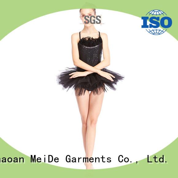MIDEE anti-wear ballet dancewear bulk production dancer