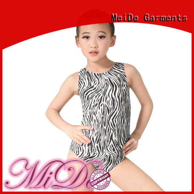 Tank Leotard Animal Prints with Holograms Sequins for Girls Performance Wear and Class wear