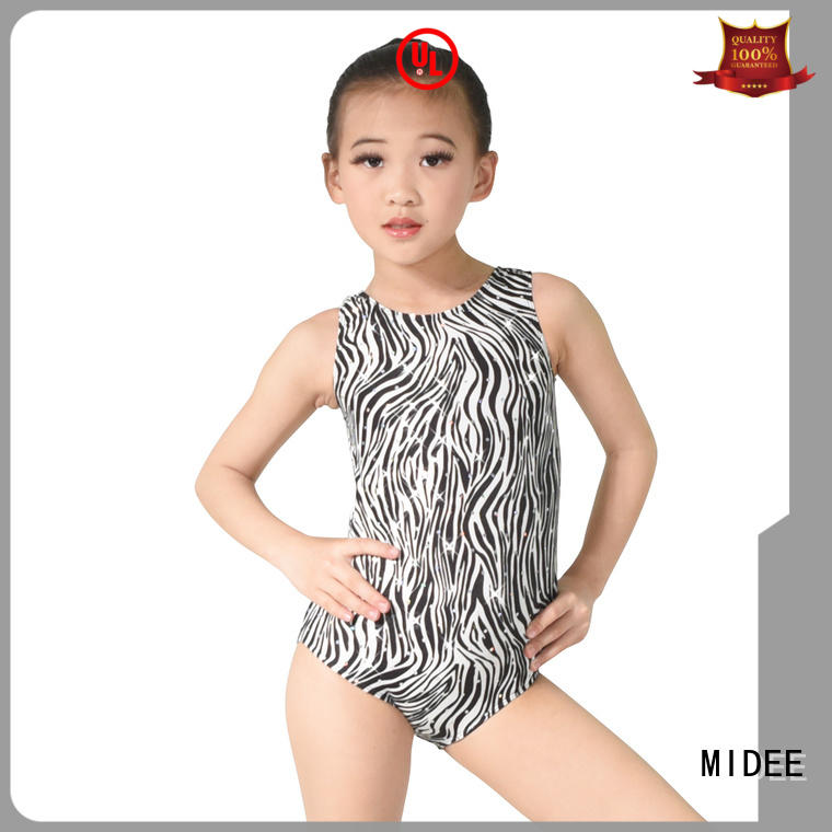 MIDEE stable performance simple dance costumes oem performance