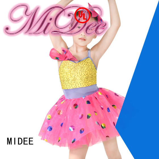 MIDEE solo children's dance costumes competition