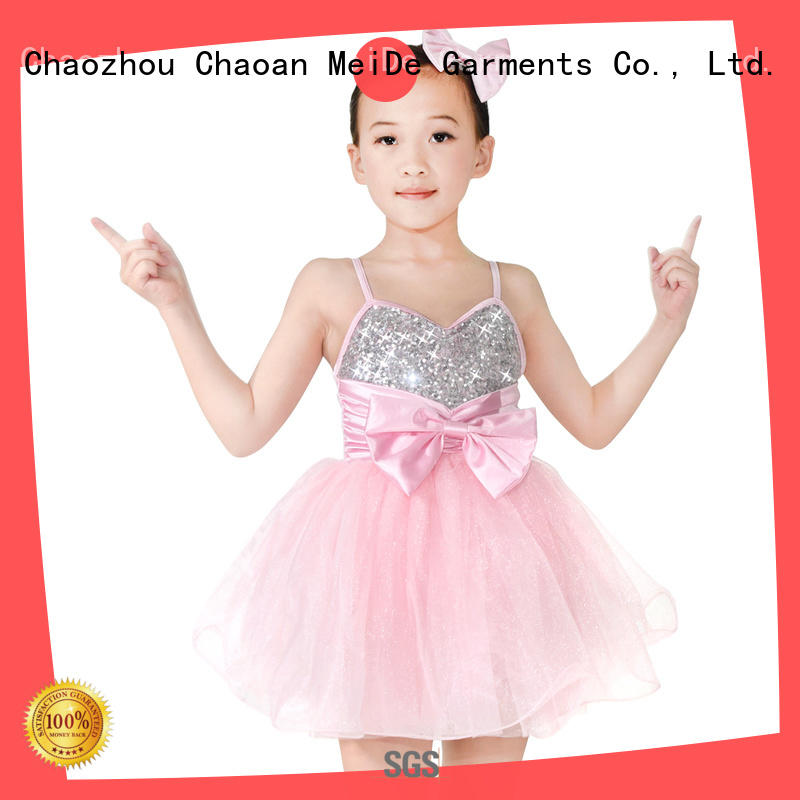 good safety dance costumes for girls duet oem show