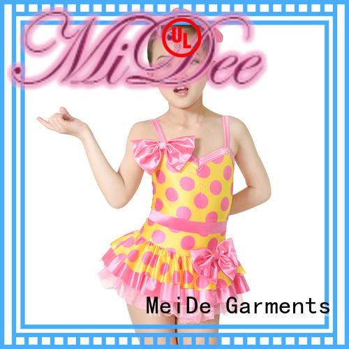 MIDEE reasonable structure teen dance costumes customization Stage