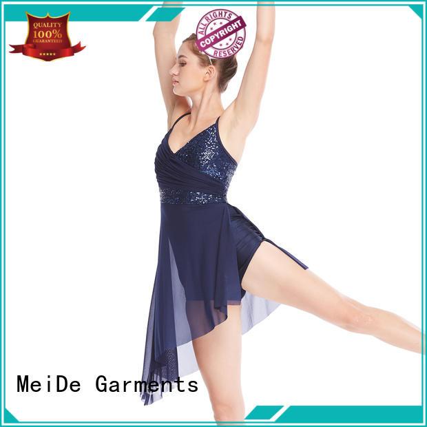MIDEE elegant lyrical dancewear dance clothes show