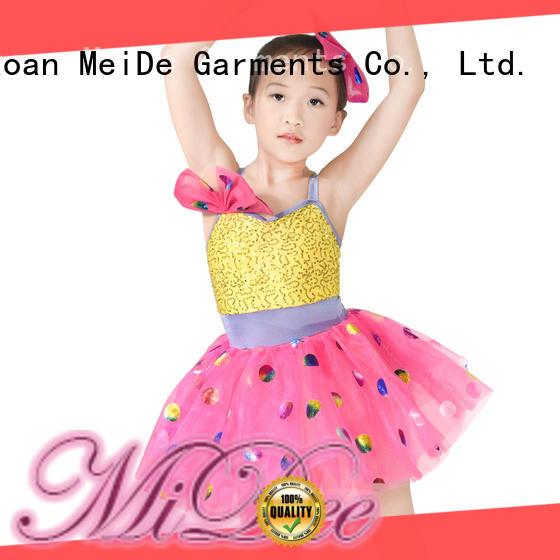 MIDEE reasonable structure school girl dance costumes dancer