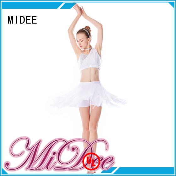 MIDEE customization lyrical dance costumes custom show