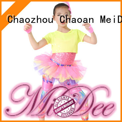 MIDEE stable performance contemporary dance costumes oem show