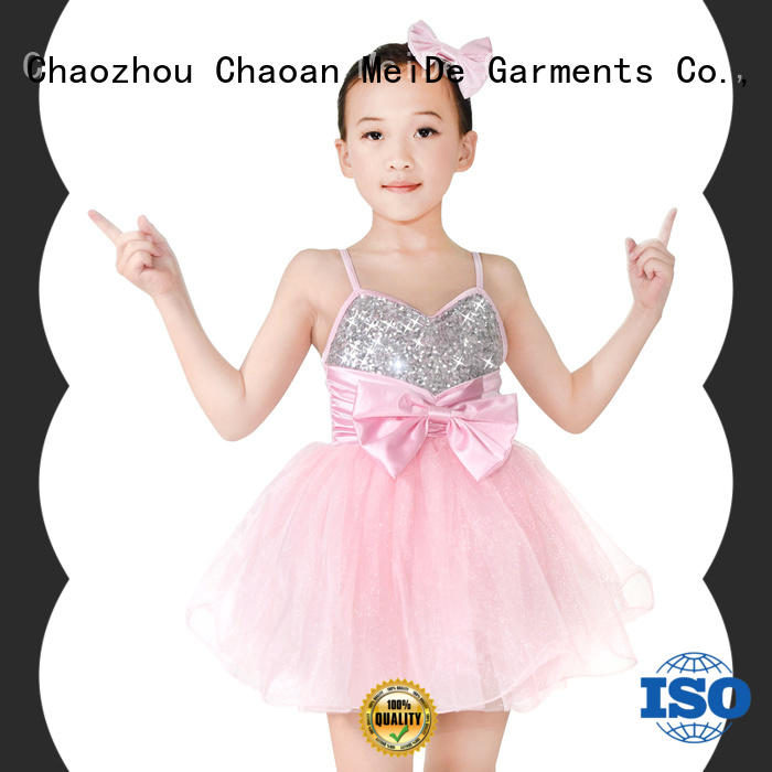stable performance contemporary dance costumes for competition team factory price dancer
