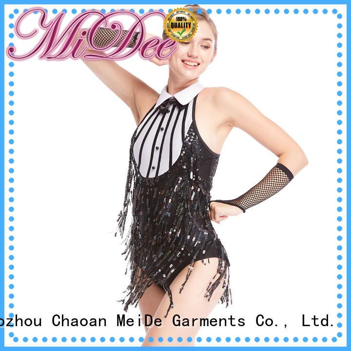 contrasting adult jazz dance costumes jazz show MIDEE