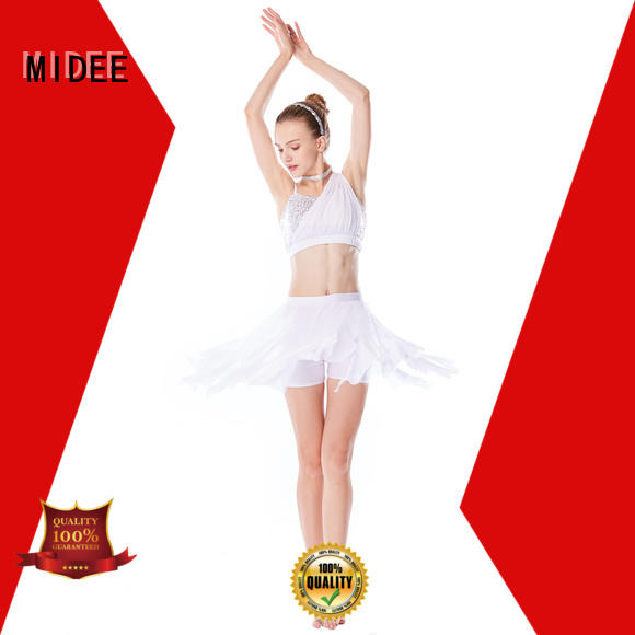MIDEE customization lyrical dance costumes dance clothes show