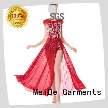 MIDEE customization lyrical dance costumes for competition dance clothes competition