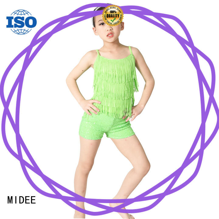 odm jazz costumes for competition wear manufacturer show