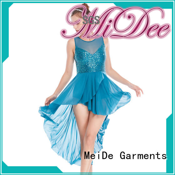spiral lyrical dance costumes custom competition MIDEE