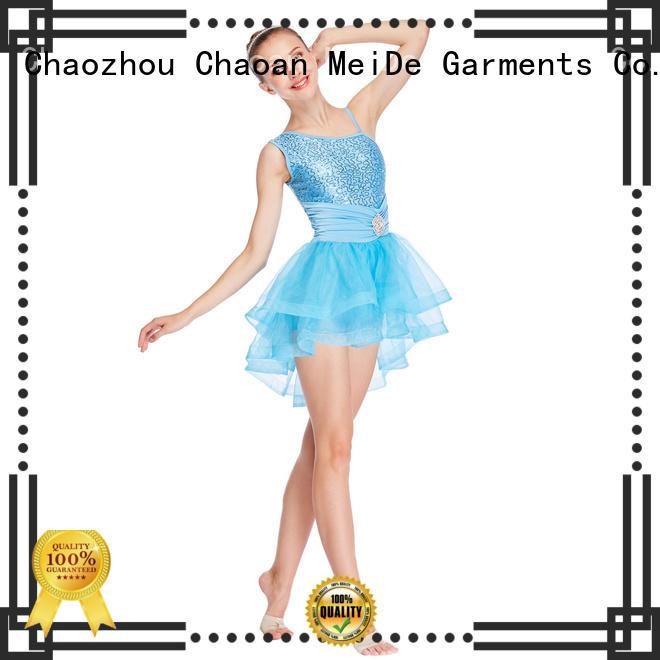 MIDEE comfortable dance costumes ballet factory price show
