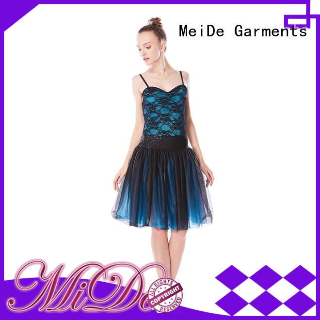 black girls ballet clothes swan performance MIDEE