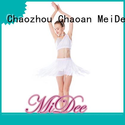 MIDEE OEM elegant dance costumes custom show