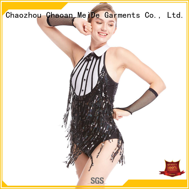 MIDEE professional dress jazz dance costumes customization Stage