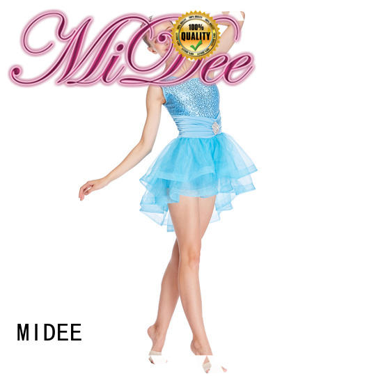 MIDEE anti-wear girls ballet costume factory price competition