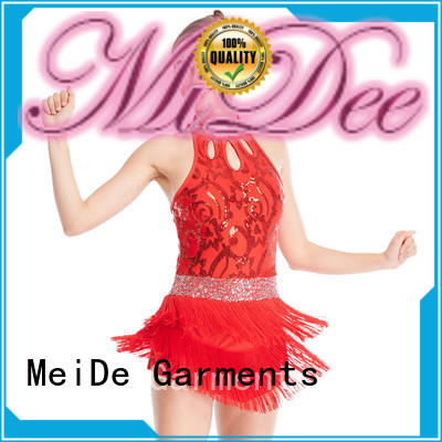 MIDEE professional dress girls jazz costumes for wholesale performance