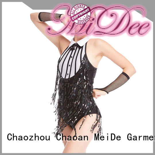 MIDEE odm jazz dance costumes for competition manufacturer show