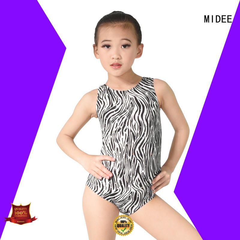 MIDEE dance children's dance costumes oem show