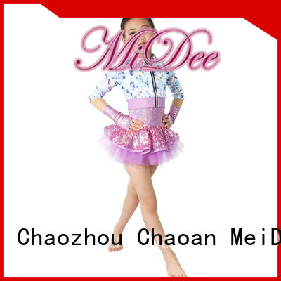 MIDEE reasonable structure childrens dance costumes class competition