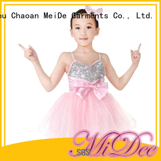 MIDEE stable performance modern dance costumes factory price dance school