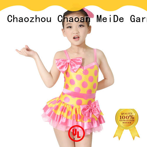 MIDEE stable performance contemporary dance costumes for competition customization Stage