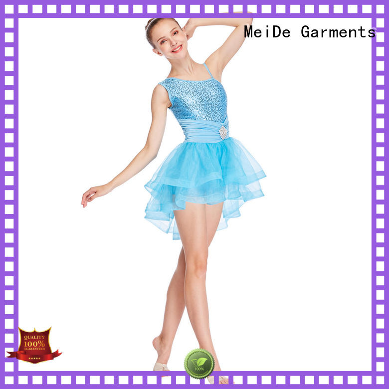 toddler ballet costume long show MIDEE