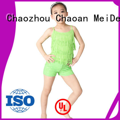 MIDEE bow jazz solo costumes manufacturer show