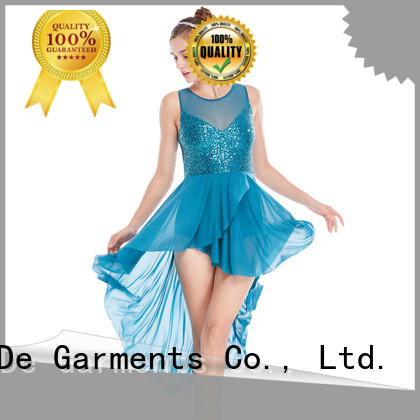 MIDEE customization dance costumes lyrical dance clothes competition