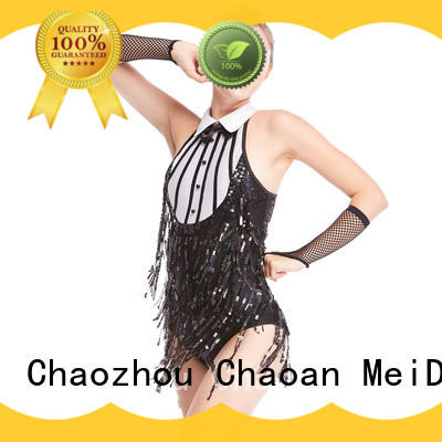 MIDEE cheerful jazz dance outfits manufacturer competition