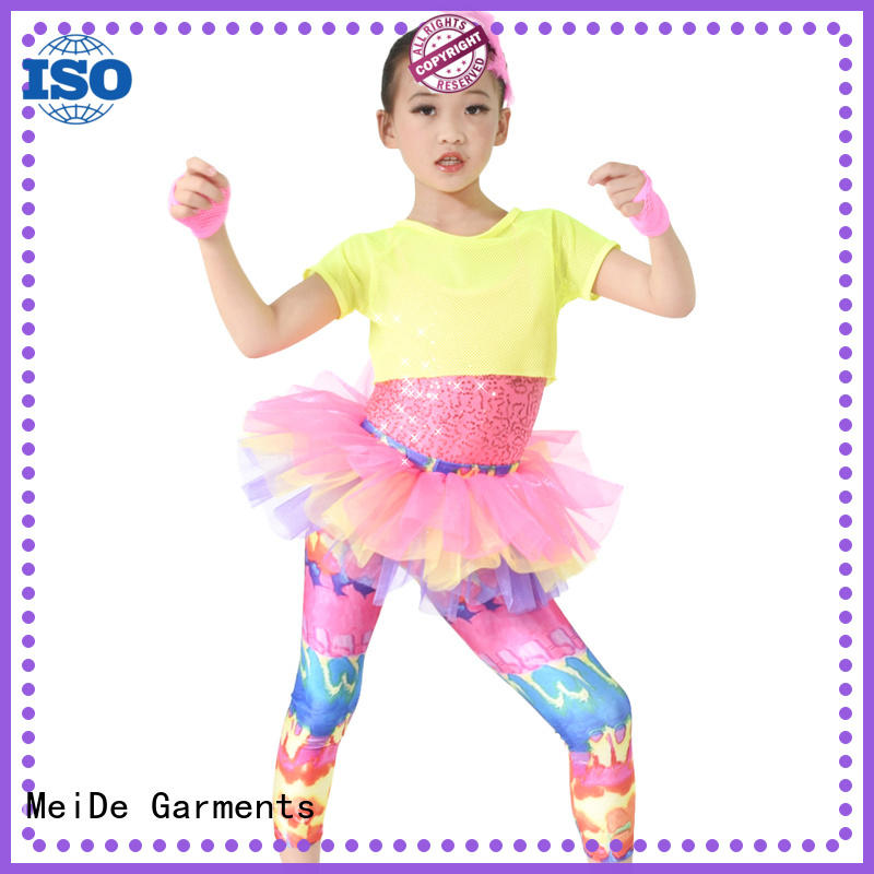 reasonable structure dance costumes dress duet oem Stage