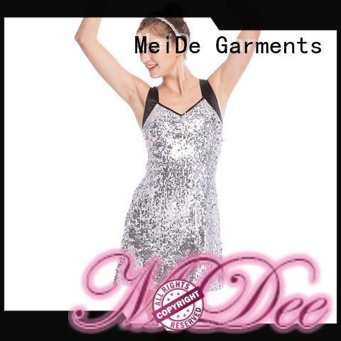 MIDEE odm jazz outfits manufacturer dance school