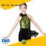 Breathable dance costume supplier school
