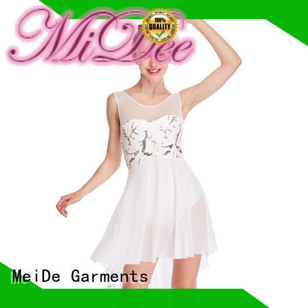 customization dance costumes for women tank dance clothes competition