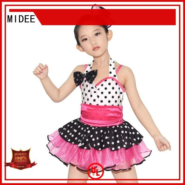 MIDEE long toddler ballet leotards bulk production Stage