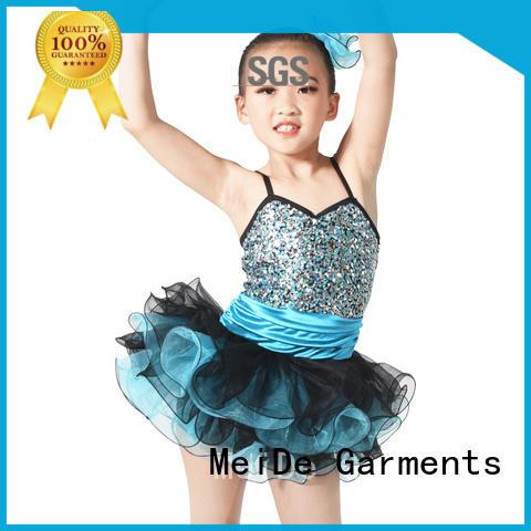 comfortable girls ballet clothes tutu odm dance school