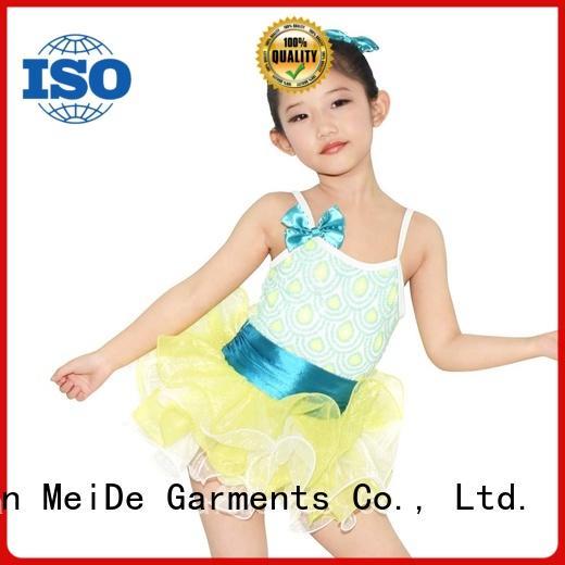 MIDEE adjustable ballet dancewear bulk production dancer