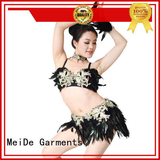 MIDEE dress jazz leotards customization dance school