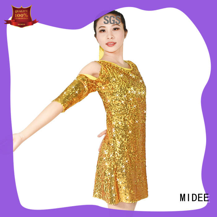 MIDEE odm dance costumes jazz customization Stage