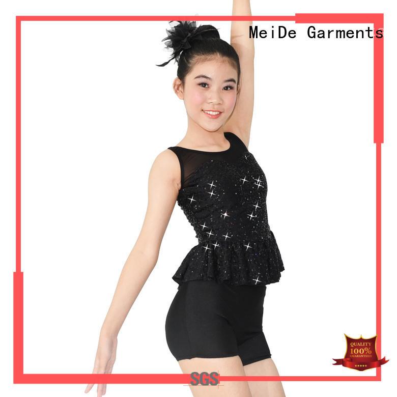 odm jazz leotards sequined manufacturer dance school