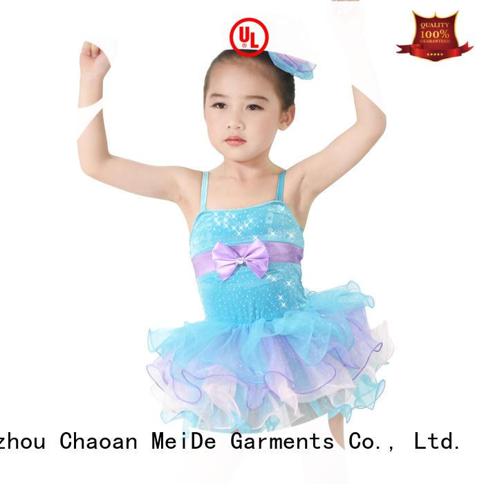 MIDEE Breathable dance costume supplier school